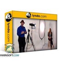 آموزش Lynda Learn Portrait Photography: The Basics