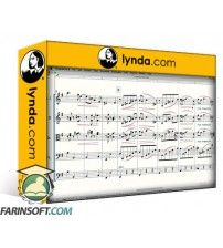 آموزش Lynda Learning Music Notation