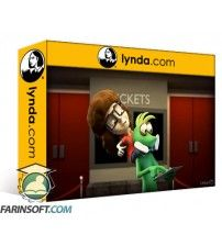 آموزش Lynda 12 Principles of Animation for CG Animators