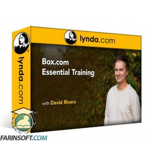آموزش Lynda Box.com Essential Training