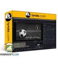 آموزش Lynda Creating Motion Graphics with Fusion