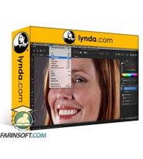 آموزش Lynda Affinity Photo: Basic Portrait Retouching