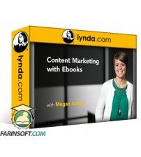دانلود آموزش Lynda Content Marketing with Ebooks