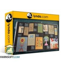 آموزش Lynda Learning Print Production