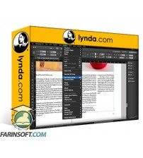 آموزش Lynda InDesign CC 2017: New Features