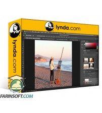 دانلود آموزش Lynda Photoshop CC 2017 for Photographers: New Features