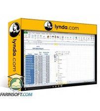 آموزش Lynda Excel 2010: Prepare for the Microsoft Office Specialist Certification Exam (77-882)
