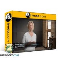 آموزش Lynda D3.js Essential Training for Data Scientists