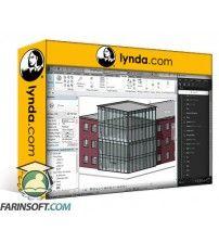 آموزش Lynda Dynamo for Revit Workflow