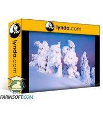 دانلود آموزش Lynda Landscape Photography: Winter