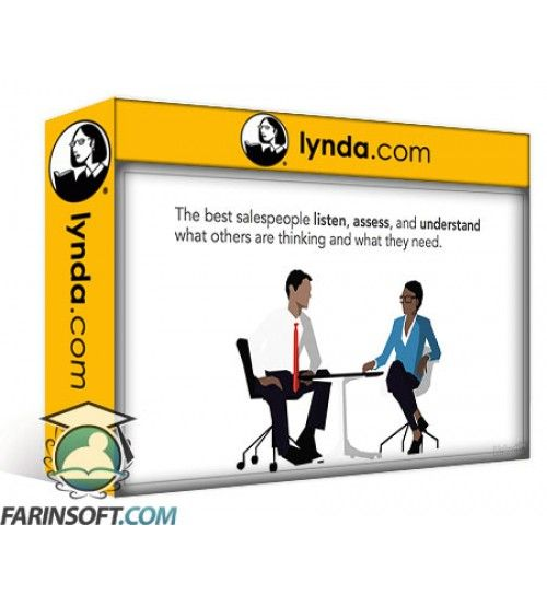 آموزش Lynda Prepare Yourself for a Career in Sales