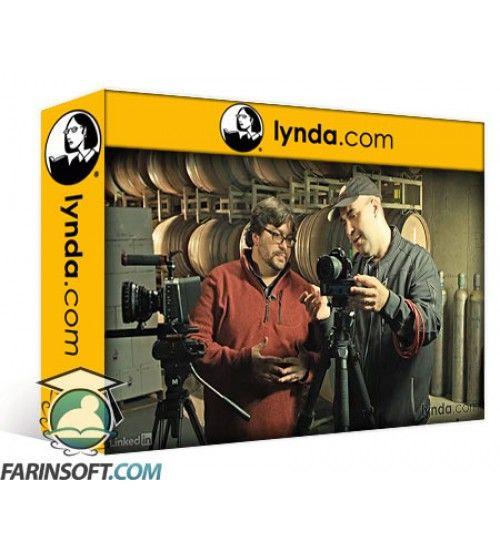 آموزش Lynda Video Gear: Audio