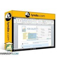 آموزش Lynda Word 2010: Prepare for the Microsoft Office Specialist Certification Exam (77-881)