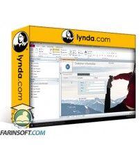 آموزش Lynda Access 2010: Prepare for the Microsoft Office Specialist Certification Exam (77-885)