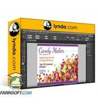 آموزش Lynda Adobe Certified Associate Prep: InDesign