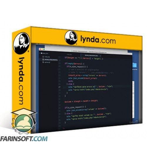 آموزش Lynda Ajax with PHP