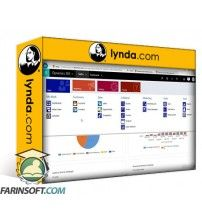 آموزش Lynda Microsoft Dynamics 365 First Look