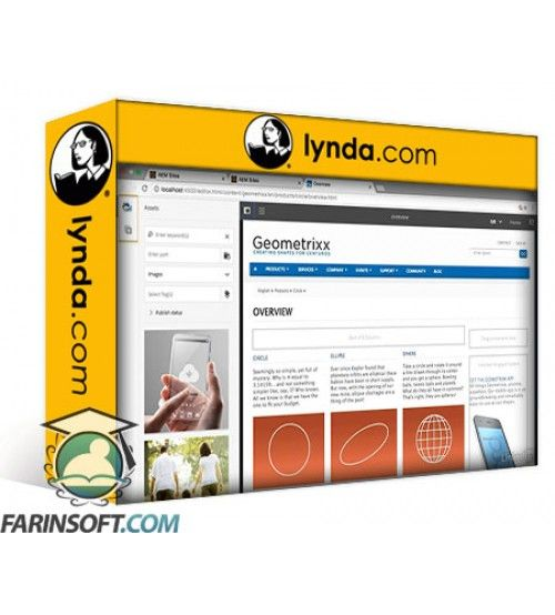 آموزش Lynda Adobe Experience Manager for Marketers