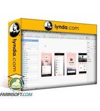 دانلود آموزش Lynda UX Design Tools: Zeplin