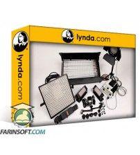 دانلود آموزش Lynda Video Gear: Lighting
