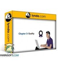 آموزش Lynda Managing a Customer Contact Center