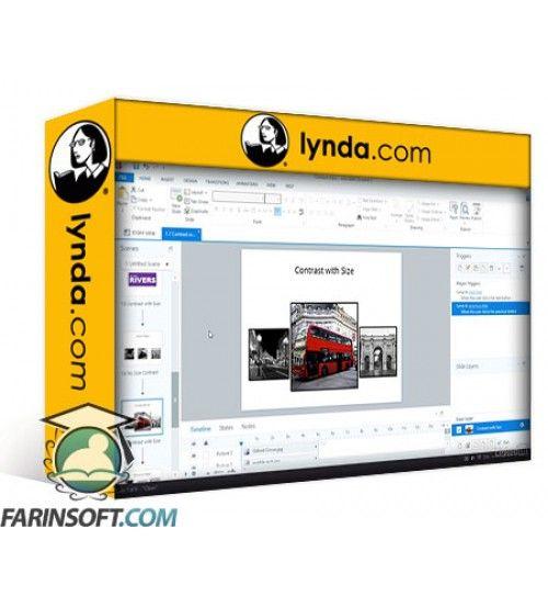 آموزش Lynda Visual Design Basics in Articulate