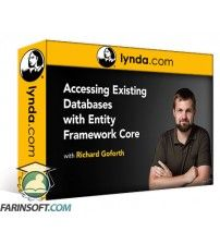 آموزش Lynda Accessing Existing Databases with Entity Framework Core