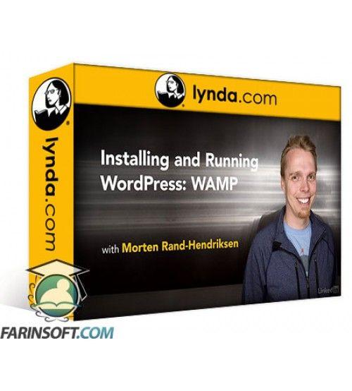 آموزش Lynda Installing and Running WordPress: WAMP