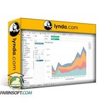آموزش Lynda Data Visualization Tips and Tricks