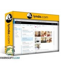 دانلود آموزش Lynda Outlook 2016 Essential Training