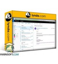 آموزش Lynda Outlook on the web Essential Training