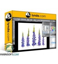 دانلود آموزش Lynda Painter 2017 Essential Training