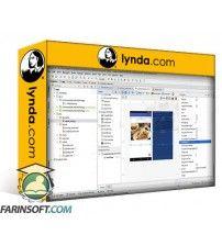 آموزش Lynda Android App Development Essentials: Create Your First App