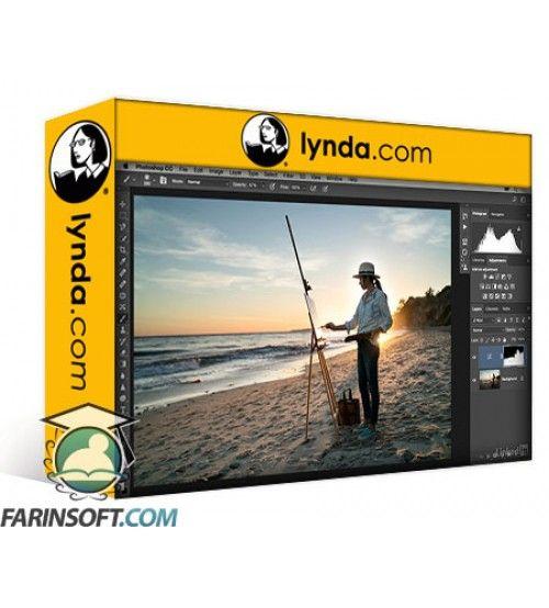 آموزش Lynda Photoshop CC 2017 for Photographers