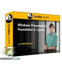 آموزش Lynda Windows Presentation Foundation 2: Layout