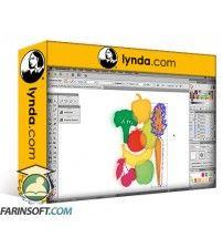 آموزش Lynda Drawing Vector Graphics Laboratory