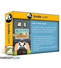 دانلود آموزش Lynda 2D Game Design and Development Essential Training