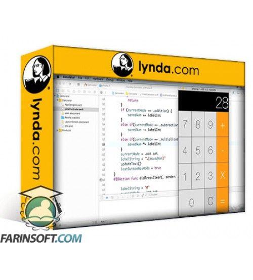 آموزش Lynda Programming for Non-Programmers: iOS 10 and Swift