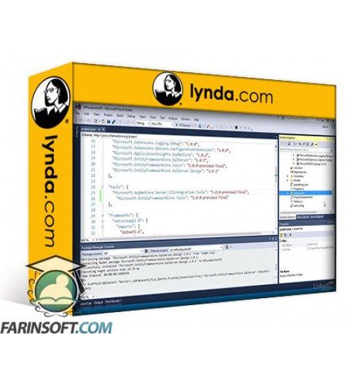 آموزش Lynda Building Web APIs with ASP.NET Core