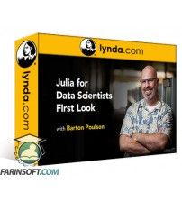 آموزش Lynda Julia for Data Scientists First Look