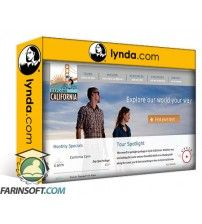 دانلود آموزش Lynda Creating Your First RESTful Spring Boot Microservice with JPA