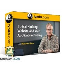 دانلود آموزش Lynda Ethical Hacking: Website and Web Application Testing