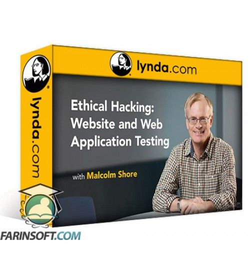 آموزش Lynda Ethical Hacking: Website and Web Application Testing