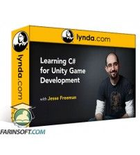 آموزش Lynda Learning C# for Unity Game Development
