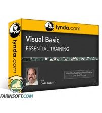 آموزش Lynda Visual Basic Essential Training