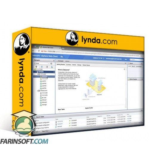آموزش Lynda VMware vSphere: Configure Advanced High Availability Features