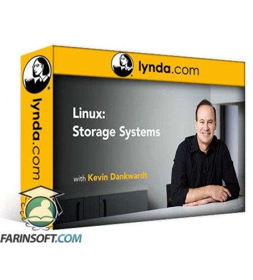 آموزش Lynda Linux: Storage Systems