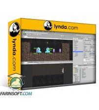 دانلود آموزش Lynda Unity 5 2D: Building an Adventure Game