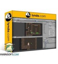 دانلود آموزش Lynda Unity 5 2D: Level Design