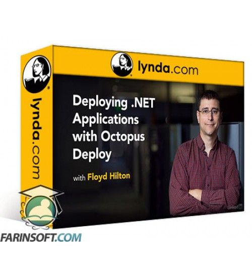 آموزش Lynda Deploying .NET Applications with Octopus Deploy